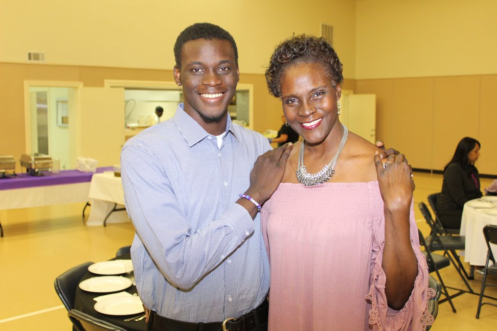 Mother-Son Banquet