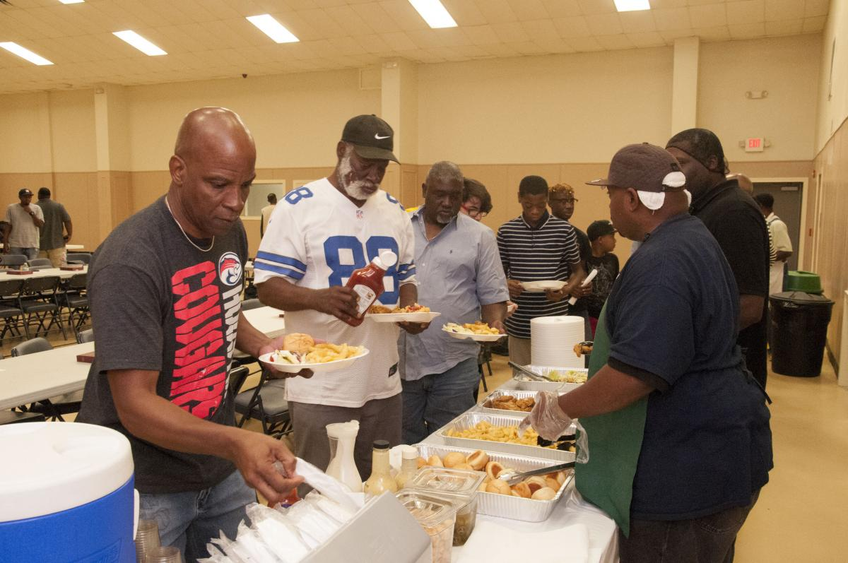 Men's Fish Fry and Fellowship